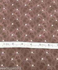STOF Fabric Kyoto collection brown retro on fat quarters,100% cotton,MCS 15-056