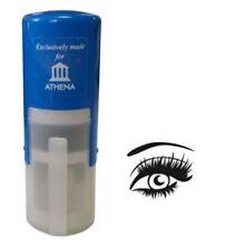 Eyelashes 11mm loyalty reward stamp - High Quality COLOP stamp