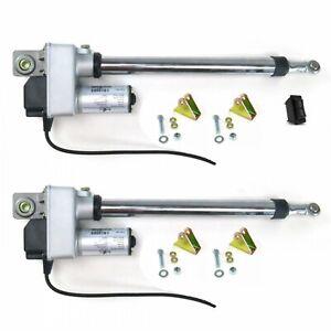 80-91 Ford Truck Power Tonneau Cover Kit w/ Switch AutoLoc AUT9D738A hot rod