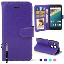 Purple Synthetic Leather Tablet & eReader Cases, Covers & Keyboard Folios for LG