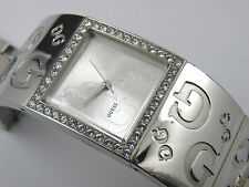Guess i70607L1 Ladies Silver Coloured Bracelet Watch