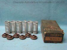 White Truck WA WB WC 100A 110A 120A 140A 150A 250A Valve Spring Rotator Set 6
