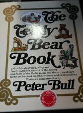 The Teddy Bear Book Peter Bull 1983 # Ltd HB Signed Nisbet Slipcase Bookmark