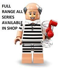 Lego vacances Alfred Pennyworth Lego Batman Movie Series 2 NEUF non ouvert scellé