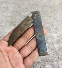 Antique Hand Made Unique Iron Knife