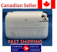 Original Genuine Apple Wall Charger A1401 12W USB Power Adapter