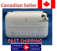 Original Genuine Apple Wall Charger A1401 12W USB Power Adapter for IPhone IPAD