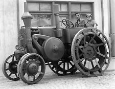 "1942 Lanz Bulldog Tractor Vintage/ Old Photo 8.5"" x 11"" Reprint"