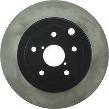 StopTech Disc Brake Rotor-WRX STI Rear Centric for Subaru Impreza # 125.47030
