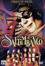 Dvd SALTIMBANCO  *** Cirque Du Soleil ***......NUOVO