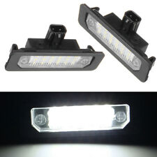 2x LED Rear Number License Plate Light For Ford Mustang Focus Fusion Lincoln NEW