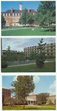 University Of Illinois Champaign-Urbana IL Lot of 3 Postcards