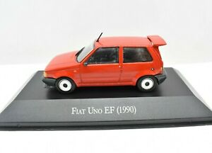 Model Car Fiat One Ef Scale 1:43 vehicles road IXO diecast collection