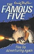 Five Go Adventuring Again (Famous Five) by Enid Blyton (Paperback)