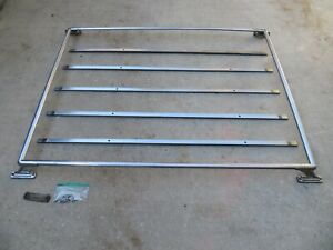 Vintage Ford Country Squire Wagon Roof Luggage Rack 1965 - 1968 OEM