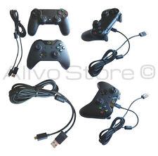 2.7 m / 9 Ft Largo Usb De Carga Cargador Play Cable de plomo Ps4 & Xbox One Controlador