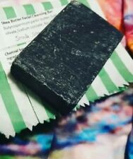 Carbon Charcoal Facial Cleansing Bar soap NEW