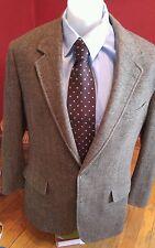 Vintage Brooks Brothers Brooks Tweed Sportcoat Size 42 Long