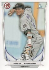 2014 Bowman Baseball Prospects #BP4 Rosell Herrera Colorado Rockies