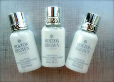 MOLTON BROWN- 3x INSTANT INDIAN CRESS CONDITIONER 30ML PRESENT