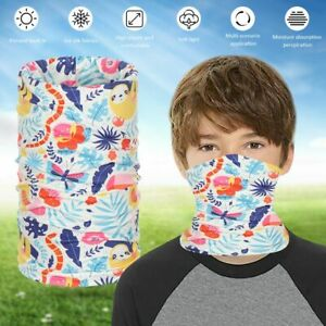 Cycling Accessories Head Face Scarf Half Faces Scarves Dustproof Bandana
