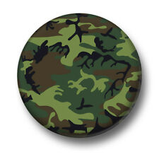 Camouflage 1 Inch / 25mm Pin Button Badge Military Disguise Spy Pattern Cute Fun