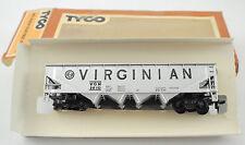 Vintage Tyco HO Scale Train Virginian VGN 2610 Gondola