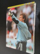 65024 Jens Lehmann DFB Arsenal London BVB unsignierte Autogrammkarte Werbekarte