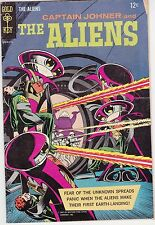 DELL SCI-FY AND HORROR LOT: FLYING SAUCERS #1, THE ALIENS #1, DRACULA #3