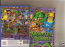 Buzz Junior Monster Rumble PLAYSTATION 2 PS2 Zumbadores