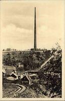 Halsbrücke bei Freiberg Sachsen alte Postkarte ~1920/30 Blick auf die Hohe Esse