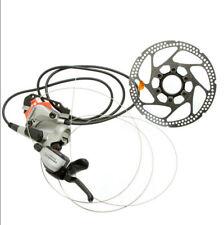 SHIMANO ~Deore LX Hydraulic MOUNTAIN BIKE mtb FRONT Disc BRAKE Shifter LEVER SET