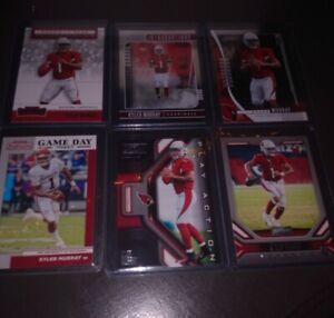 Kyler Murray Rookie Card Lot, (6) Total RC's. Arizona Cardinals / OKLA Soooners
