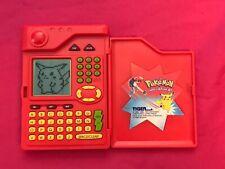 1998 Tiger Electronics Pokemon Pokedex Tested Works Nintendo Game Freak