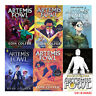 Eoin Colfer Disney Artemis Fowl Collection 6 Books Set Pack NEW