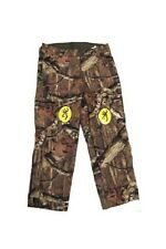 Browning Hells Canyon Pants Mossy Oak Infinity OdorSmart LARGE Brand New