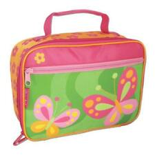 STEPHEN JOSEPH Childs Butterfly Insulated Lunch Bag Cool School Picnic