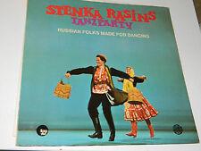 LP RUSSIAN FOLKS Jack-Zill-Studio-Ensemble TF-4038-ST Stenka Rasins Tanzparty