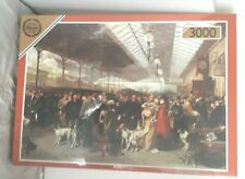 FALCON DE LUXE 3000 JIGSAW PUZZLE GOING SOUTH PERTH STATION RARE NEW SEALED