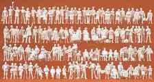 Preiser 16352 People Seen At Station (Pk120) Unpainted Figures HO Gauge