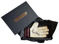 Sepp Maier Signed Goalkeeper Glove Autograph Gift Box Germany Bayern Munich COA