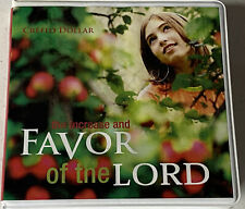 The Increase And Favor Of The Lord 5 Cd Set Dr. Creflo A. Dollar