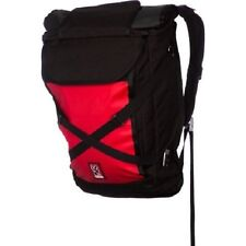 """NEW Chrome Bravo Laptop/Notebook Computer  Backpack Black/Red up to 20"""" LARGE"""