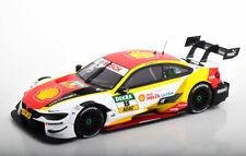 1:18 Minichamps BMW M4 #15, DTM Farfus 2018 Shell