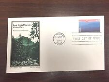 Great Smoky Mountains National Park First Day Cover
