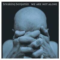 Breaking Benjamin - We Are Not Alone [New CD] Explicit