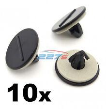 10 x alerón delantero & Guardabarros JUNTA Embellecedor -clips TOYOTA & Lexus