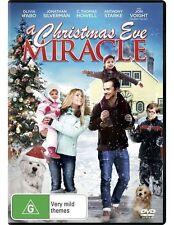 A Christmas Eve Miracle - Lisa Sheridan NEW R4 DVD