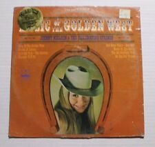 JOHNNY NIELSON Music Of The Golden West LP Crown Rec. CST-557 US 1968 SEALED 5F
