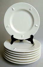 7 Seven VTG Varages Cigale BUMBLE BEE Salad Plates Libellule Cream 8 3/8  : bee dinnerware - pezcame.com